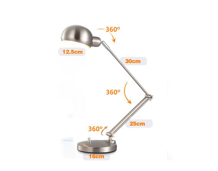 Modern Creative Fancy Table Lamp 2 Colors