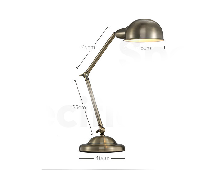 Retro Style Creative Fancy Table Lamp